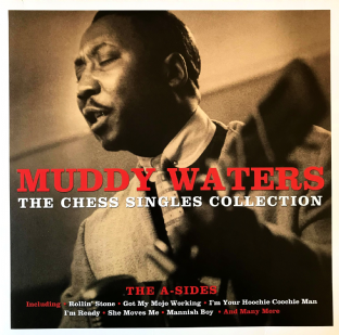 Muddy Waters ‎- The Chess Singles Collection (The A-Sides)  (LP) (EX/VG)